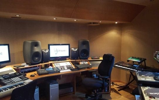 DP Music Ltd (Studios) London