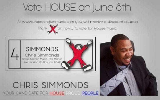 Vote for House!