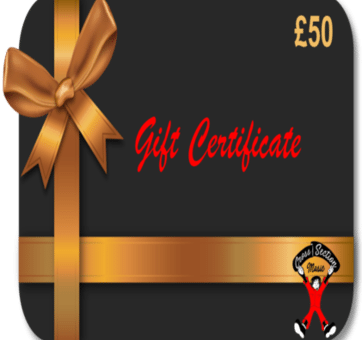 Cross Section Gift Certificate